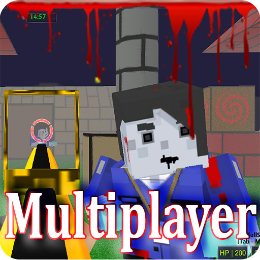 Pixel Blocky Land Multiplayer