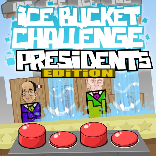Ice Bucket Challenge President Edition