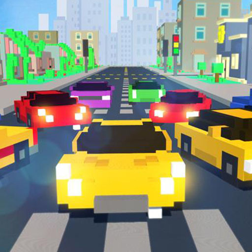Blocky Car Racing