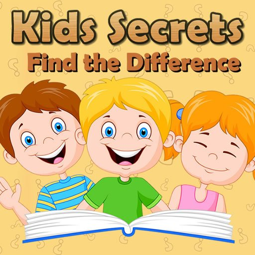Kids Secrets Find the Difference