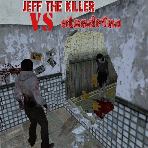 Jeff The Killer VS Slendrina