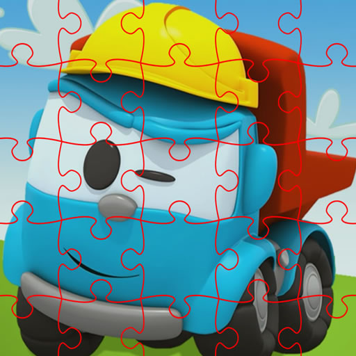 Leo The Truck Jigsaw