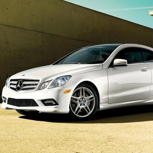E Coupe Cars Puzzle