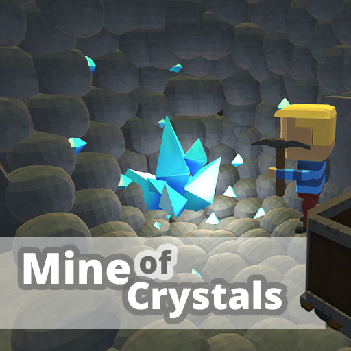 KOGAMA Mine of Crystals