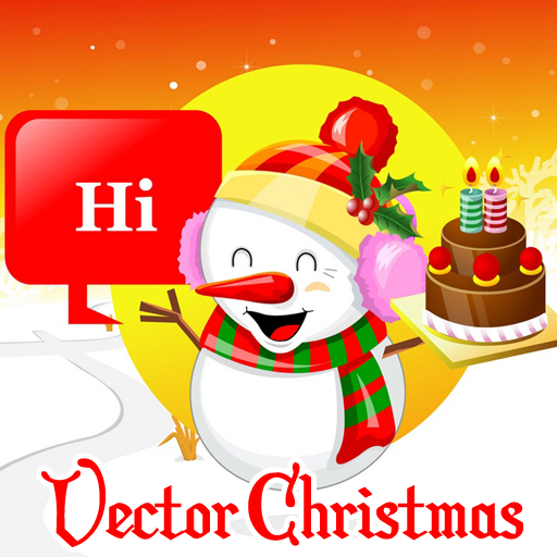 Vector Christmas Puzzle